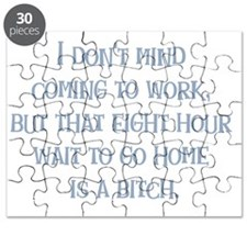 Wait to Go Home Puzzle