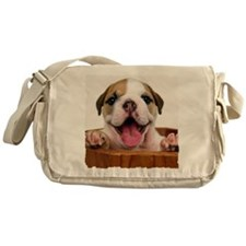 BDPB shirt Messenger Bag