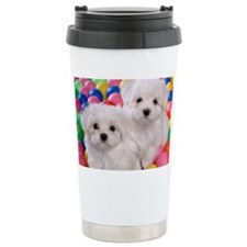 bishonFB L print Travel Mug