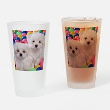 bishonFB panel Drinking Glass