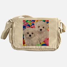 bishonFB pillow Messenger Bag