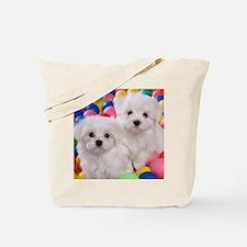 bishonFB pillow Tote Bag