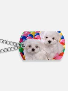 bishonFB rec magnet Dog Tags
