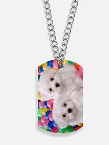 bishonFB journal Dog Tags