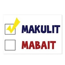 makulit Postcards (Package of 8)