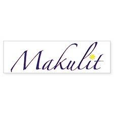 makulit_script Bumper Sticker