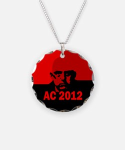 aleister-crowley-round-xpare Necklace