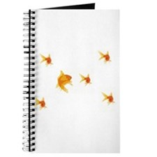 """Gold-fish Love"" Journal"