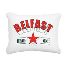 belfast Rectangular Canvas Pillow