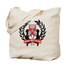 nuke-battalion v 2 Tote Bag