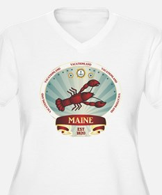 Maine Lobster Cre T-Shirt