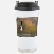 Gods Grace Cattail Travel Mug