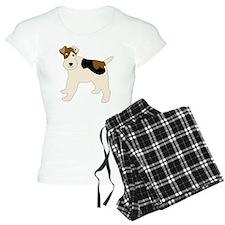WirehairFoxTerrier-3 Pajamas