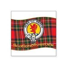 Scotland Forever Sticker