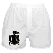 raven christmas Boxer Shorts