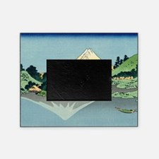 mount fuji hokusai Picture Frame