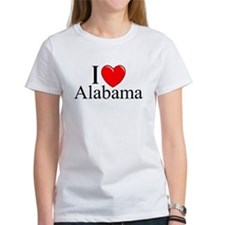 """I Love Alabama"" Tee"