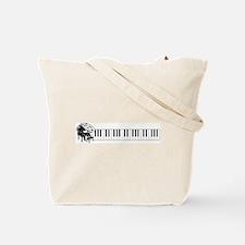 The Piano Tote Bag