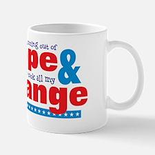 Hope  Change Sm Circle Mug