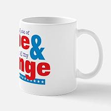 Hope  Change Lg Circle Mug