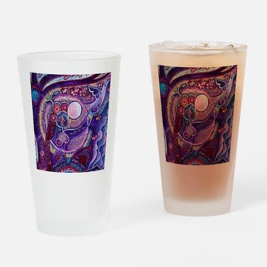 Transform Drinking Glass