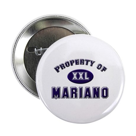 Property of mariano Button
