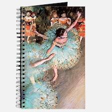 degas dancers Journal