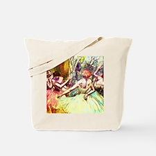 degas dancers 2 Tote Bag