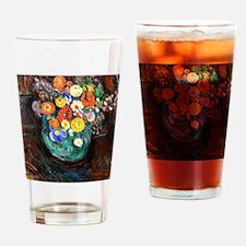 Manievich - Still Life with Green V Drinking Glass