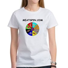 Meat Spin T-Shirt Tee