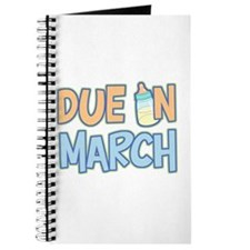 Due In March Boy Journal