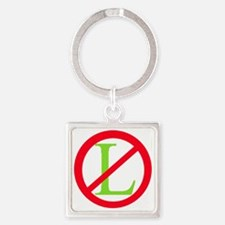 noel1 Square Keychain