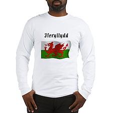 Pharmacist (Wales UK) Long Sleeve T-Shirt