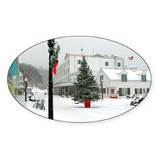 MackinacChristmasPoster3oofinal Decal