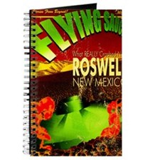 Roswell Poster Journal