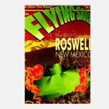 Roswell Poster Postcards (Package of 8)