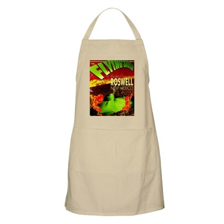 Roswell Poster Apron