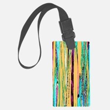 Abstract Art Fashion iPhone Case Luggage Tag