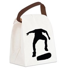 Skate1 Canvas Lunch Bag