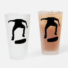 Skate1 Drinking Glass