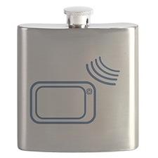 GPS Signal Flask