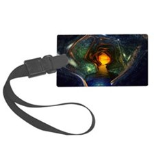 Mysterious Cave Luggage Tag