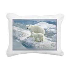 zazzle_bears_card1 Rectangular Canvas Pillow