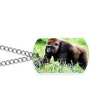 zazzle_gorilla_card1 Dog Tags