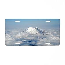DSCN0822 Aluminum License Plate