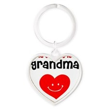most loved 6 Heart Keychain