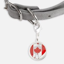 canadaheart Small Round Pet Tag