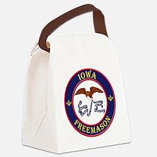 IOWA copy Canvas Lunch Bag