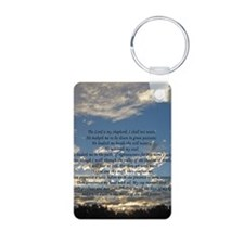psalm23iphone4 Keychains
