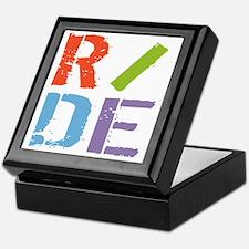 ride2-col-T Keepsake Box